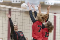 Gallery: Volleyball Yelm @ Shelton